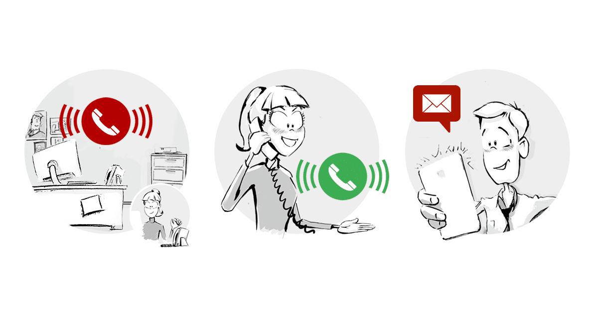 La segretaria a distanza per il tuo smartphone: Segretaria24 app