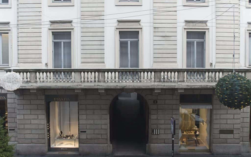 Apre il primo Business Center in Via Montenapoleone a Milano.