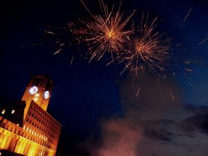 Feuerwerk II