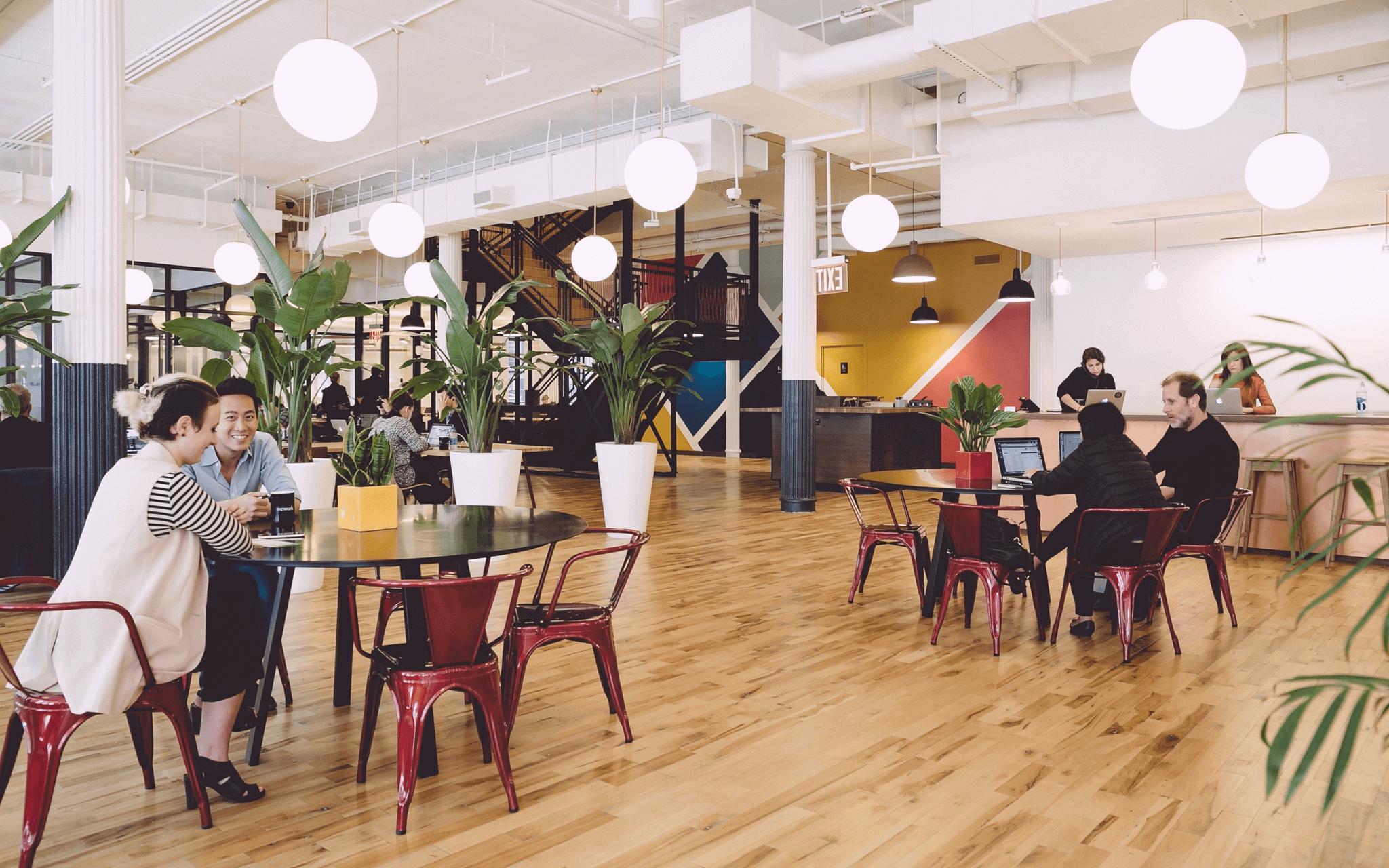 Gli spazi di co-working più cool di Berlino