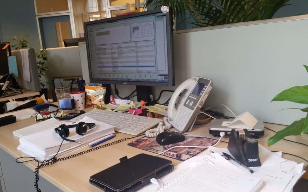 scrivania silvia