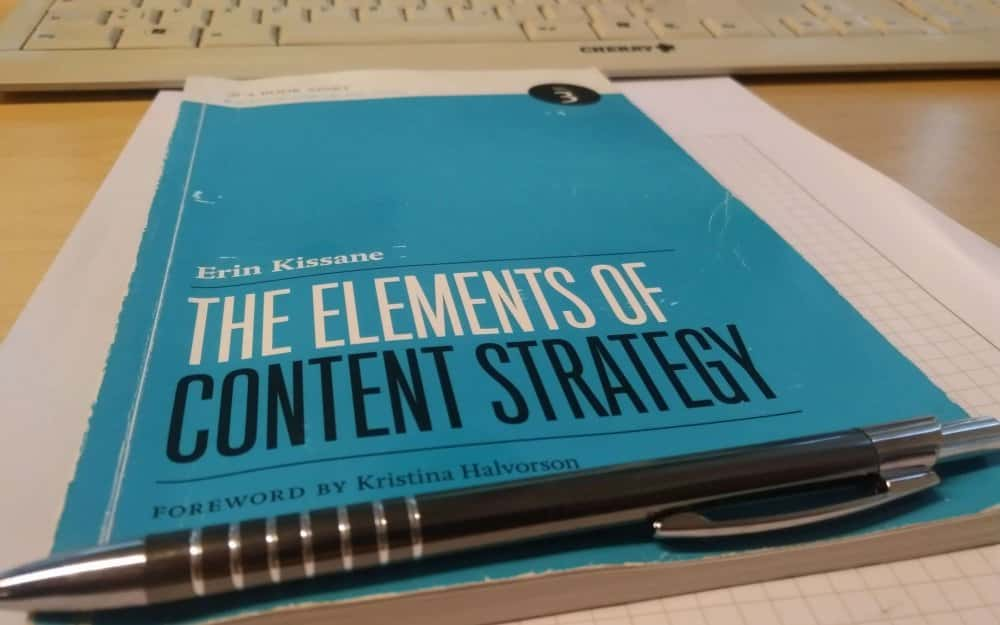 book on content strategy