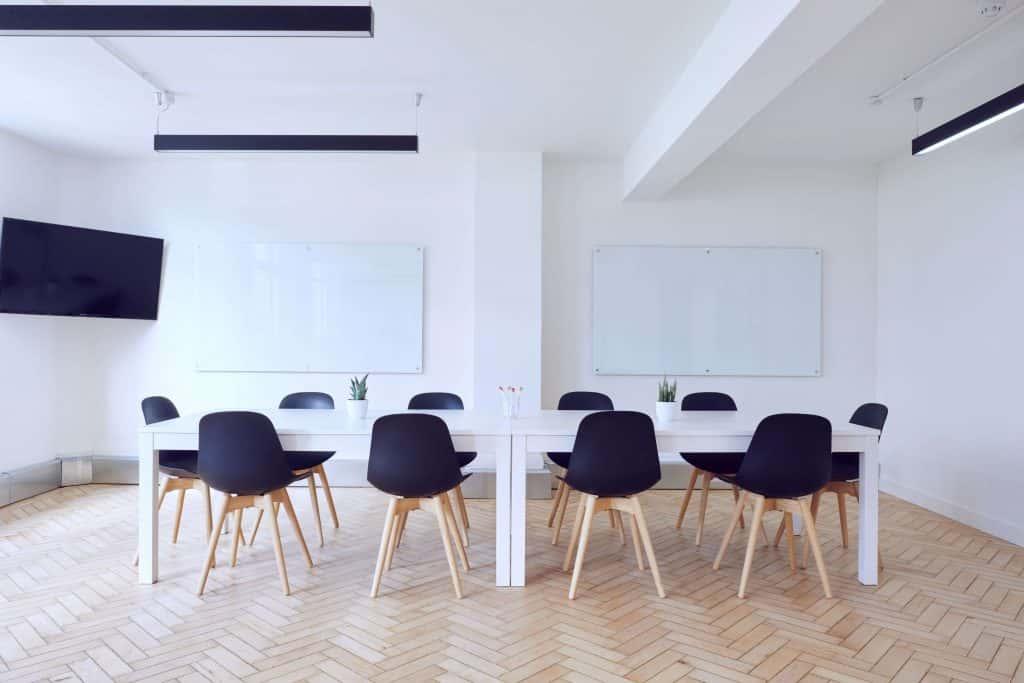 Un ufficio progettato per garantire la massima produttività