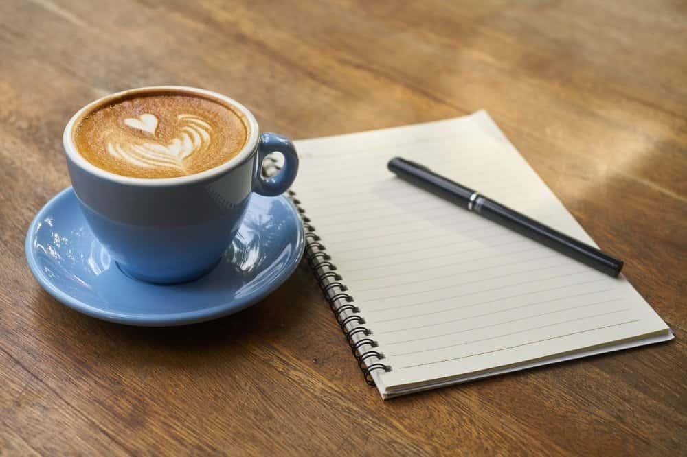 agenda e caffé