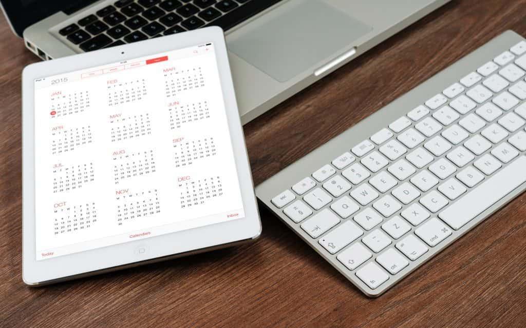 gestione ordini e calendario