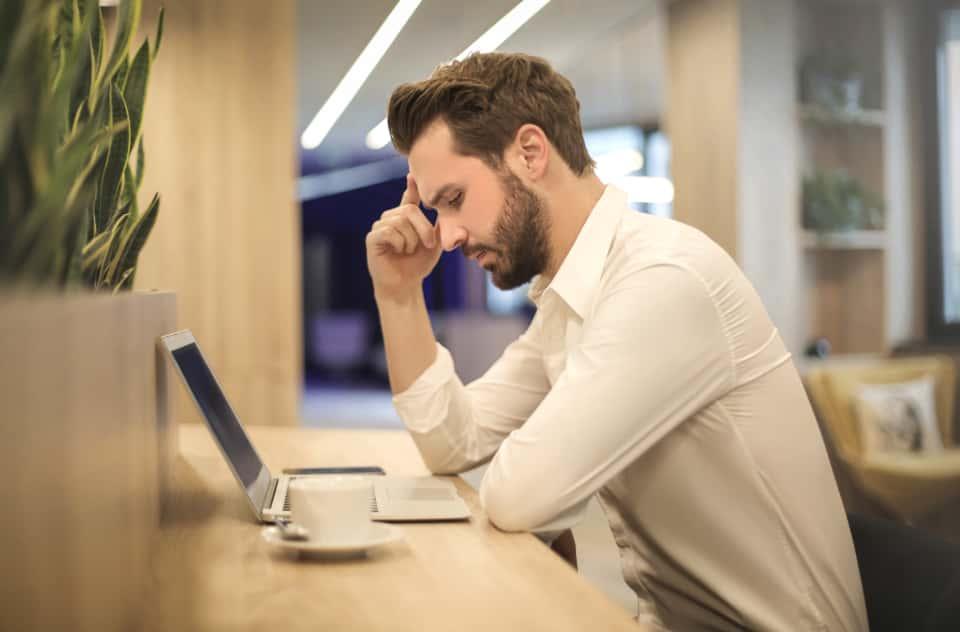 concentrazione al lavoro
