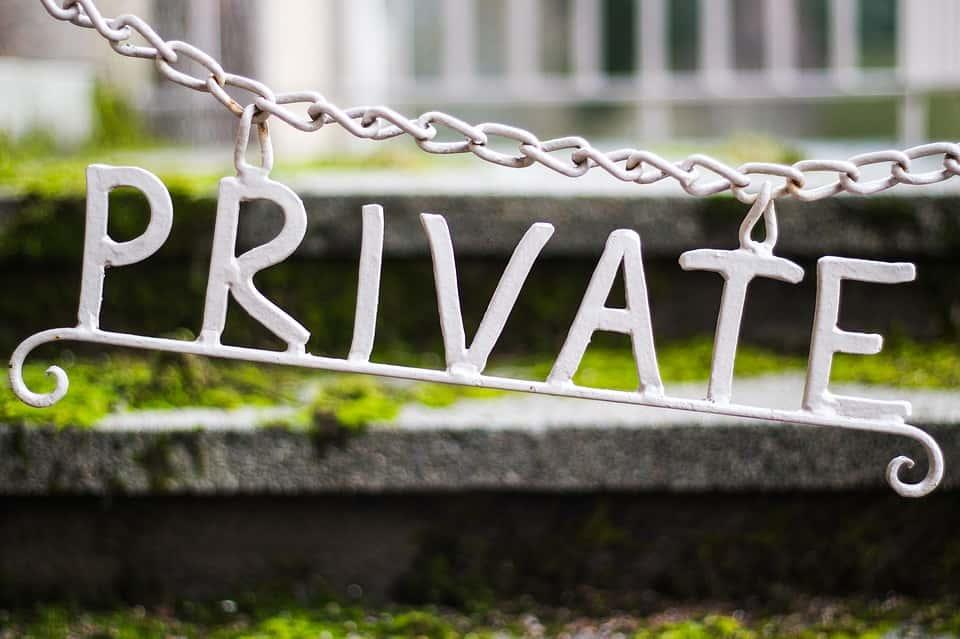 Presenza online: separare vita privata e vita lavorativa