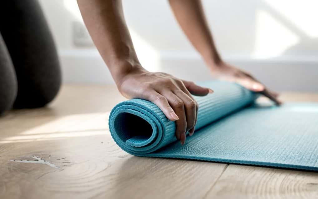 Tappetino per Yoga