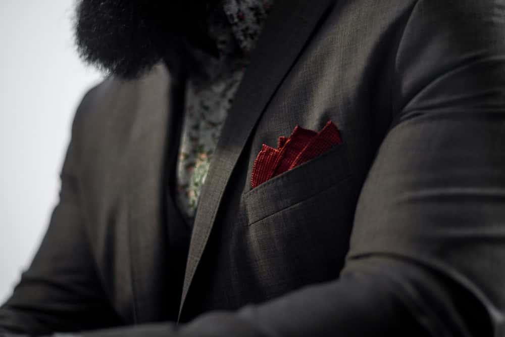 dettaglio giacca