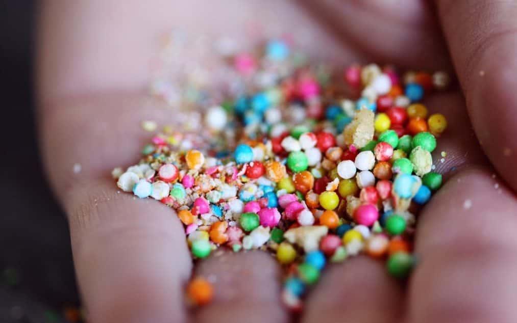 mentine colorate